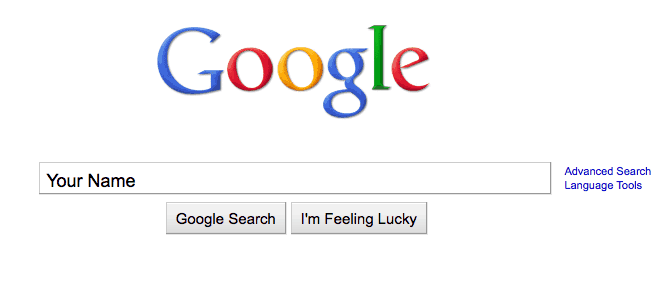 get-your-name-on-google