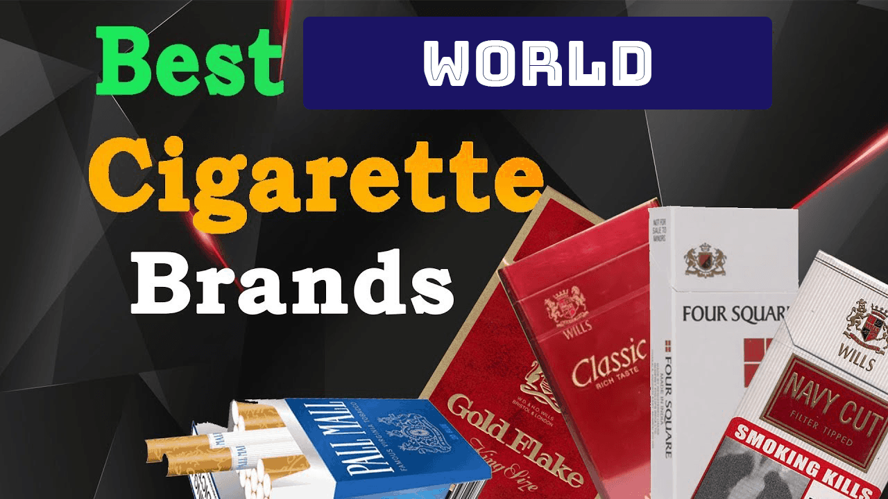 Best cigarette brands