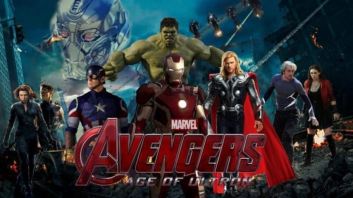 avengers age of ultrons